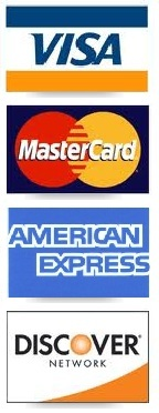 Master Card and Visa